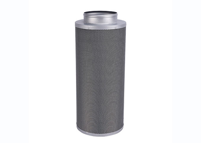 indoor grow environment air purification activated carbon filter with 100% virgin carbon